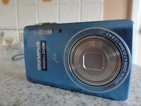Olympus Stylus 5010 Digital Camera