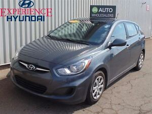 2012 Hyundai Accent THIS WHOLESALE CAR WILL BE SOLD AS TRADED -