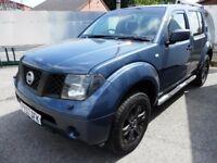 Nissan Pathfinder 2.5 DCI Sport 7 Seats 4x4 Diesel