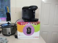 tassimo 2 mth old in box