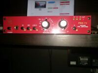 GOLDEN AGE PROJECT Mic pre - 73 Mk II - Vintage style pre amp