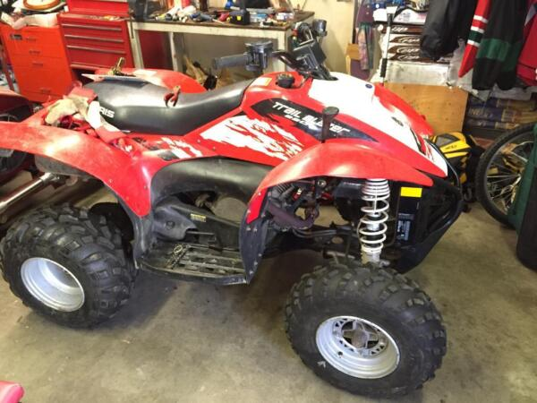 Used 2009 Polaris Trail Blazer