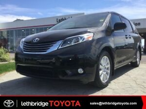 2017 Toyota Sienna  - TEXT 403-894-7645 for more info!