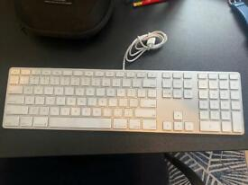 Apple Wired Numeric Keyboard