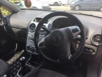 For sale vauxhall corsa 2010