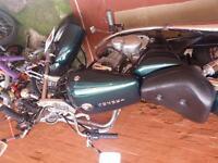 suzuki malaulder 125cc 2001