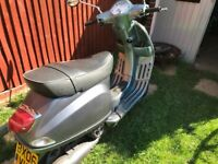 Vespa LX 125 good condition