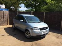 Audi A2 1.4 TDI 5dr - £30 Road Tax - Up to 80 MPG