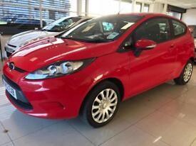 2012 FORD FIESTA 1.25 EDGE 3 DOOR HATCH