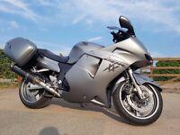 Honda CBR1100 XX Superblackird (lots of extras)