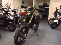 Rieju Marathon 125cc Supermoto, Black Series, V Good Condition, ** Finance Available **