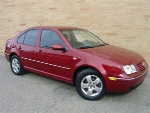 2005 Volkswagen Jetta GLS. Loaded! P.Sunroof! 5 Speed!