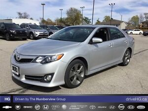 2012 Toyota Camry SE (A6) | NO ACCIDENTS | LOCAL |