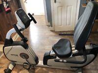 Kettle Giro R recumbent exercise bike