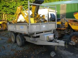 Dale Kane 8ft Tipping Trailer 2 in stock