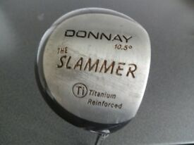 Donnay driver