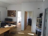Self contained office space / suite with parking BOURNEMOUTH - OFFER 6 months BUSINES RATES PAID