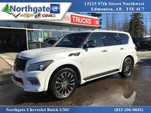 2015 Infiniti QX80 Limited Package 1 Owner Finance Available
