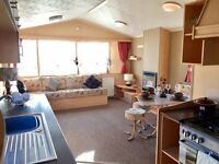 Cheap Caravan{{{{ on the Solway Coast a short drive from Lanarkshire***Ayrshire***Wigtonshire