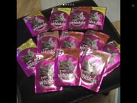 Whiskas 12 packets cat dated to 1-2019 my cat don't like whiskas