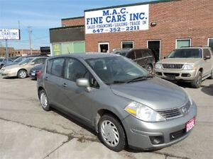 2008 Nissan Versa 1.8S - CERTIFIED & E-TESTED