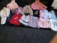 Girls clothes bundle 4-5&5-6yrs mainly next collect ml5