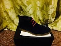 Mens boots designer casual