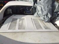 Toyota mr2 mk2 engine lid cover