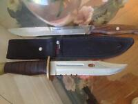 Couteau chasse Olympia/Machete Japan