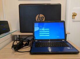 "HP Pavilion G6: 1166sa [Blue] [Original Box & Charger] [Windows 10] [15.6""]"