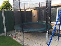 Skyhigh 8ft trampoline