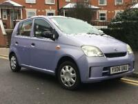 2006/06 DAIHATSU CHARADE EL 1.0 litre 5 DOOR ** CHEAPEST CAR IN THE COUNTRY ** £ 1395