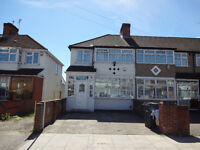 Three Bedroom Semi Detached House In Southall, West London! Close To Heathrow