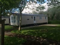 3 Bedroom caravan for hire