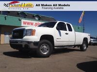2010 GMC SIERRA 2500HD SLE!!!   FIND NEW ROADS!!!