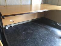 Work office bench desk
