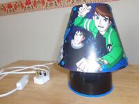 Bedside Lamp Ben 10