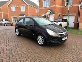 VAUXHALL CORSA SXI A/C, 1 LADY OWNER , MOT 11 MONTHS, HPI CLEAR