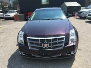 2009 Cadillac CTS AWD/CUIR/Financement Approuvé!!
