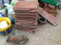 18pcs Russell Grampian Roof Tiles