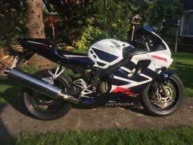 Honda CBR 600 fsport