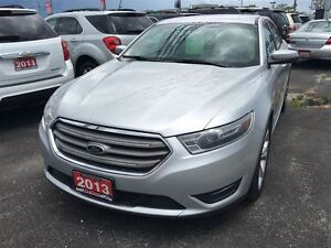 2013 Ford Taurus SEL HEATED SEATS BLUETOOTH CONNECTIVITY