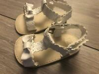 Mayoral baby girl shoes