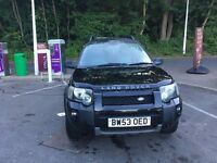Lovely Landrover Freelander HSE 2005 in great condition