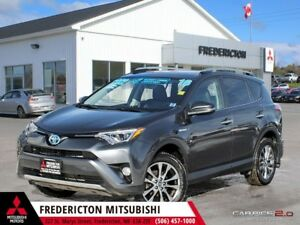 2016 Toyota RAV4 Hybrid Limited AWD | REDUCED | HEATED SEATS...