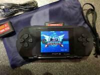 Brand new Sega handheld games console