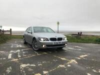 BMW 750li luxury sedan