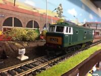 Hornby Diesel loco