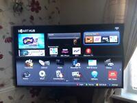 Samsung 55 inch hd smart tv