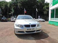 BMW 3 SERIES 318i Edition SE - FULL SERVICE HISTORY (silver) 2008